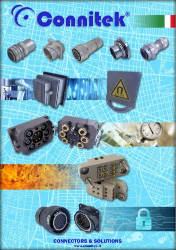 Brochure Generale Connitek CDS02-1019 (Formato oppuscolo) (10.25 MB)
