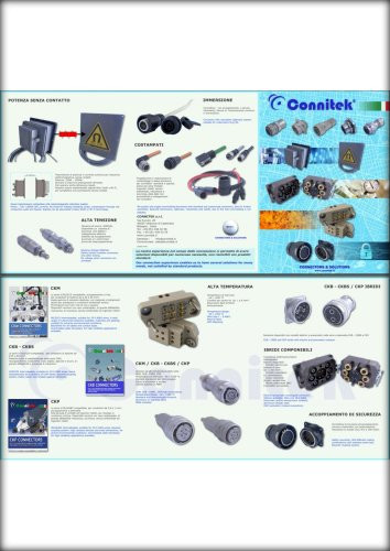 Brochure Generale Connitek CDS02-1019 (Formato volantino) (8.62 MB)